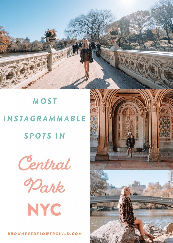 Best Instagram Spots in Central Park
