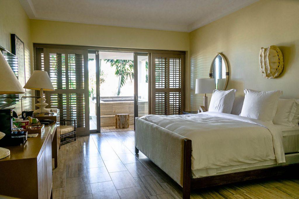 A Studio Room at Four Seasons Anguilla