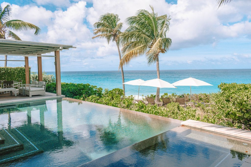 The private residences at Four Seasons Anguilla