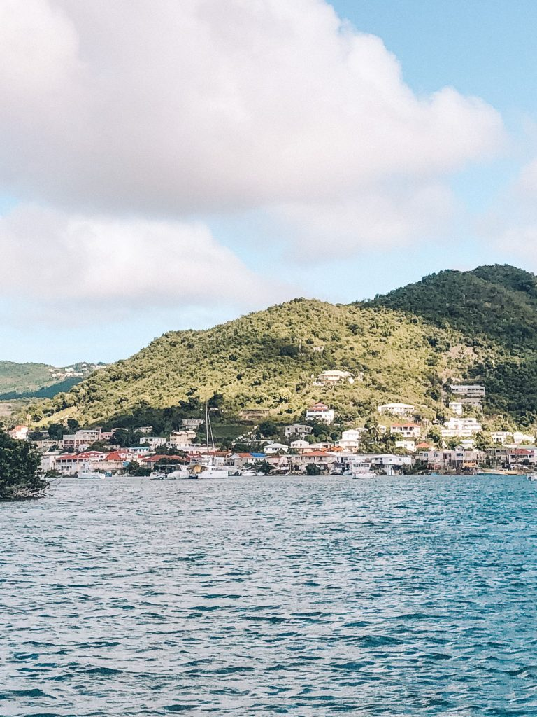 The ferry from St. Maarten to Anguilla