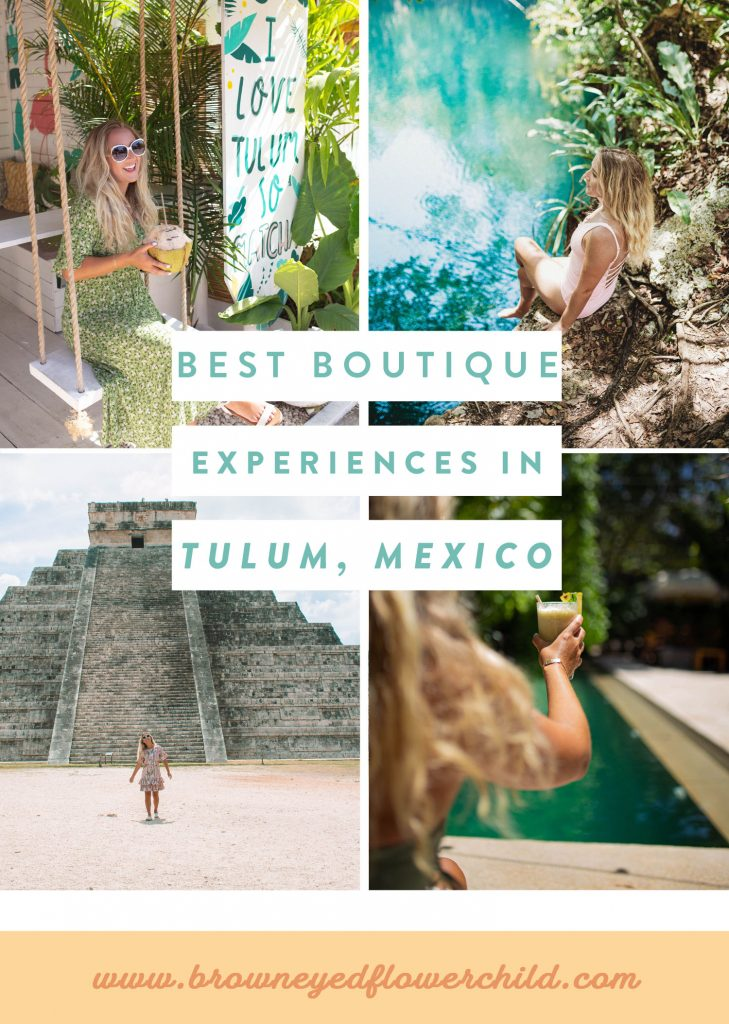 Best Boutique Experiences in Tulum, Mexico
