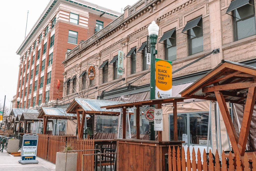 Boise bars to visit in one day