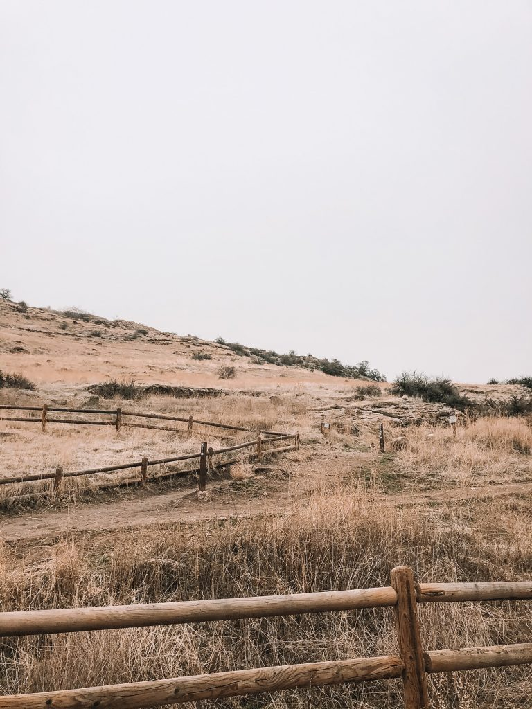 Old Idaho Penitentiary Trailhead to hike in Boise