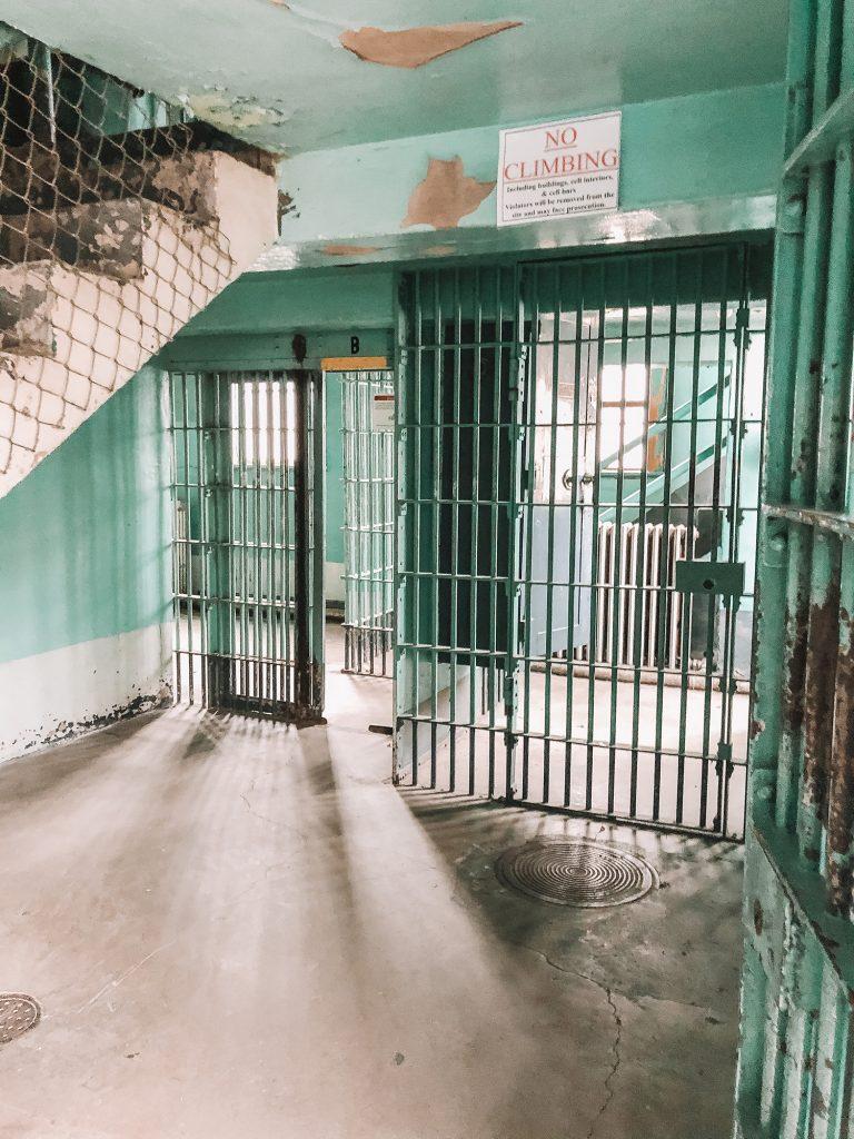 Old Idaho Penitentiary in Boise, Idaho