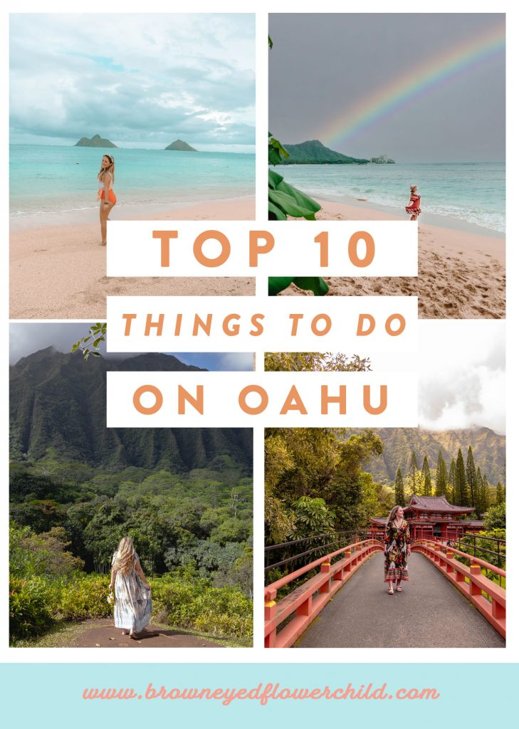 Top 10 Things to do on Oahu