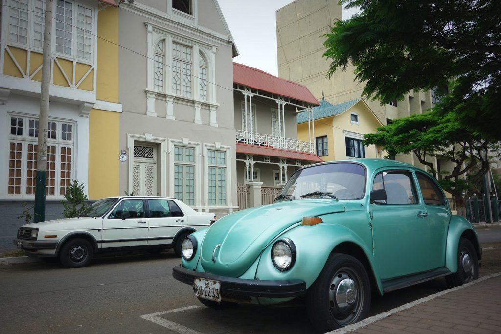 Barranco in Lima, Peru