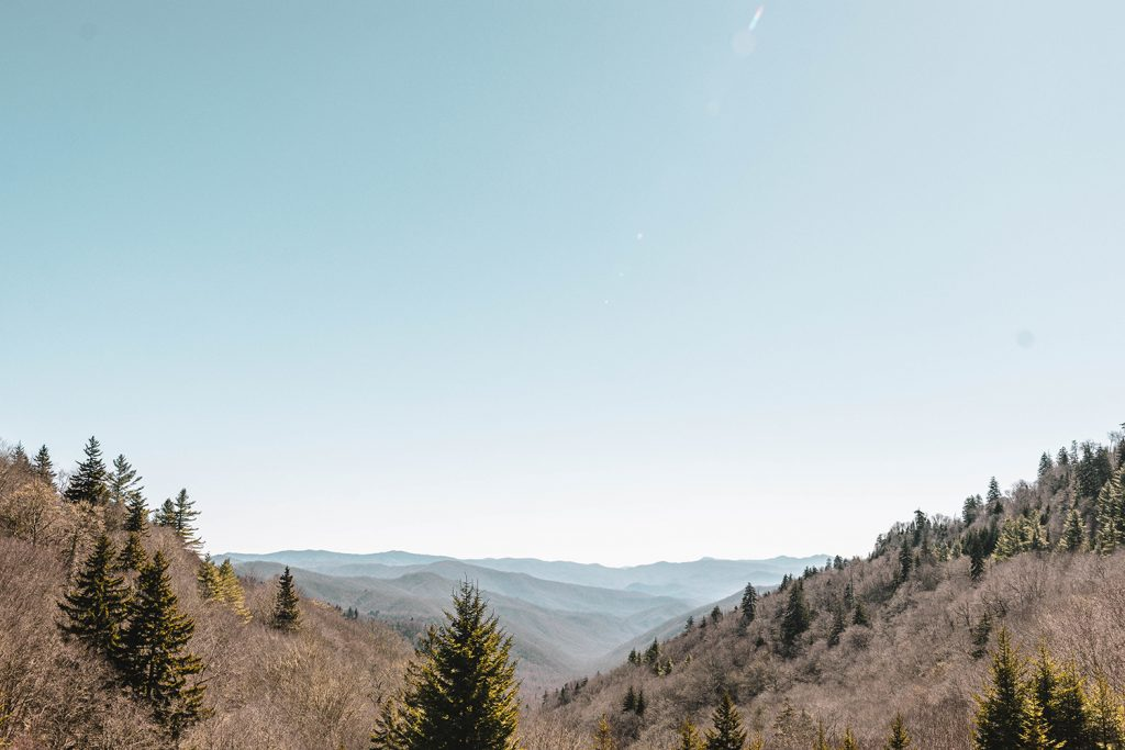 Experiencing 3 days in Great Smoky Mountains