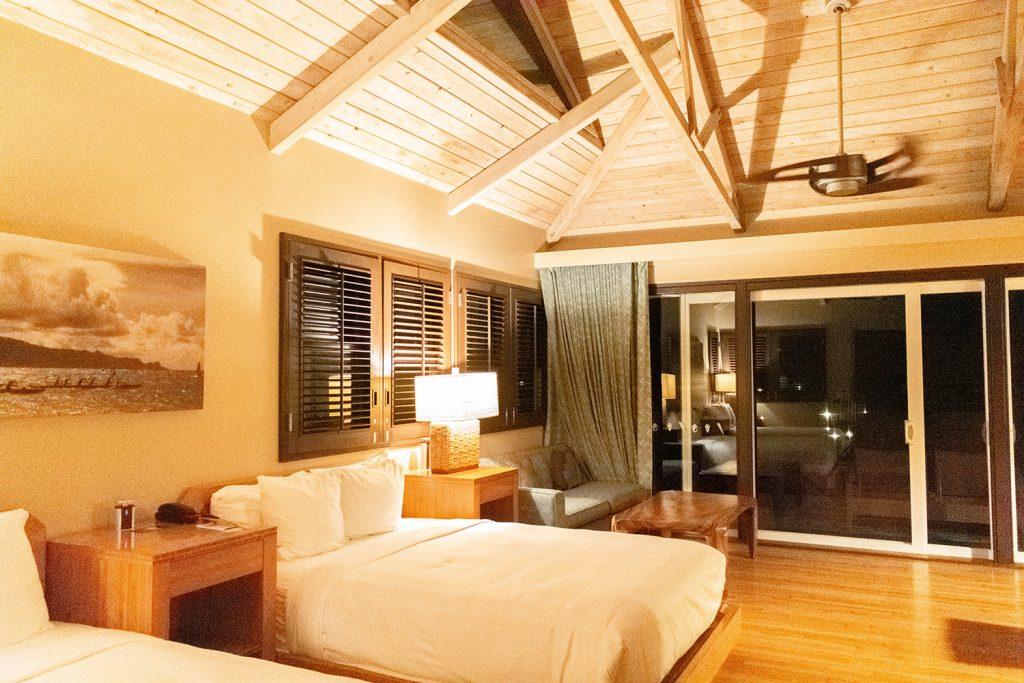 Hana Maui Resort room