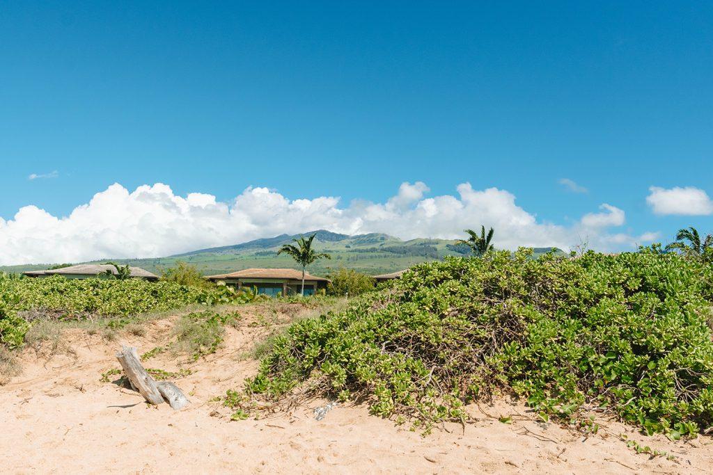 Maluaka Beach in Wailea, Maui