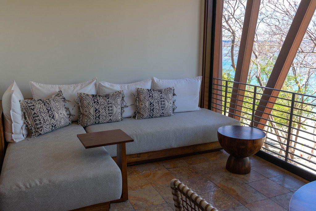 Beautiful terrace views at Four Seasons Costa Rica