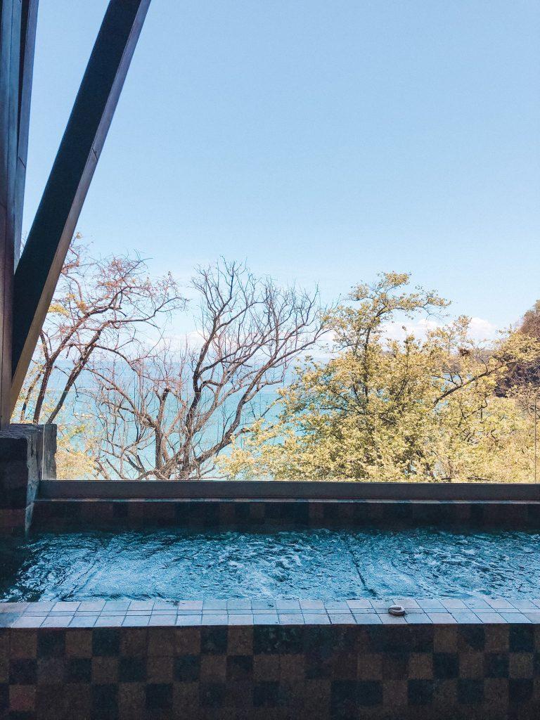 The exclusive spa at Four Seasons Resort Costa Rica at Peninsula Papagayo
