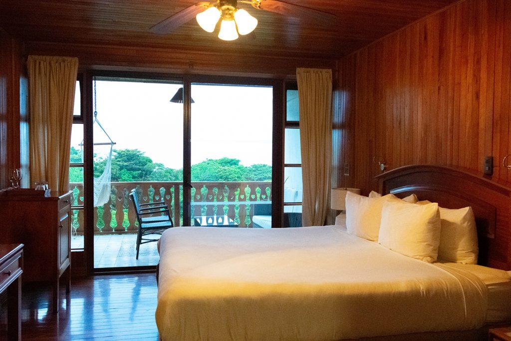 A hotel room at Hotel Belmar in Monteverde