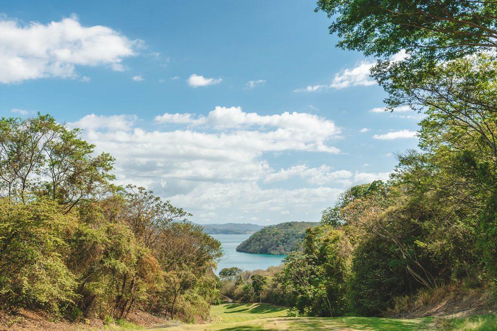 The exclusive Ocean Course at Peninsula Papagayo at Four Seasons Resort