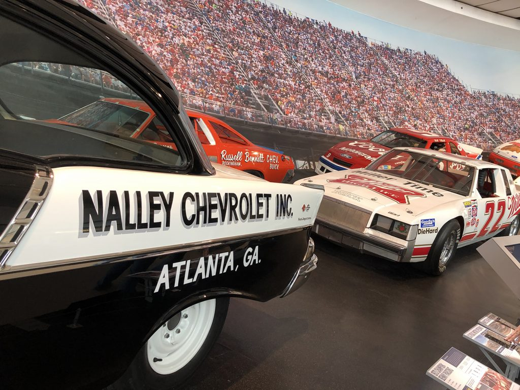 NASCAR Hall of Fame experience