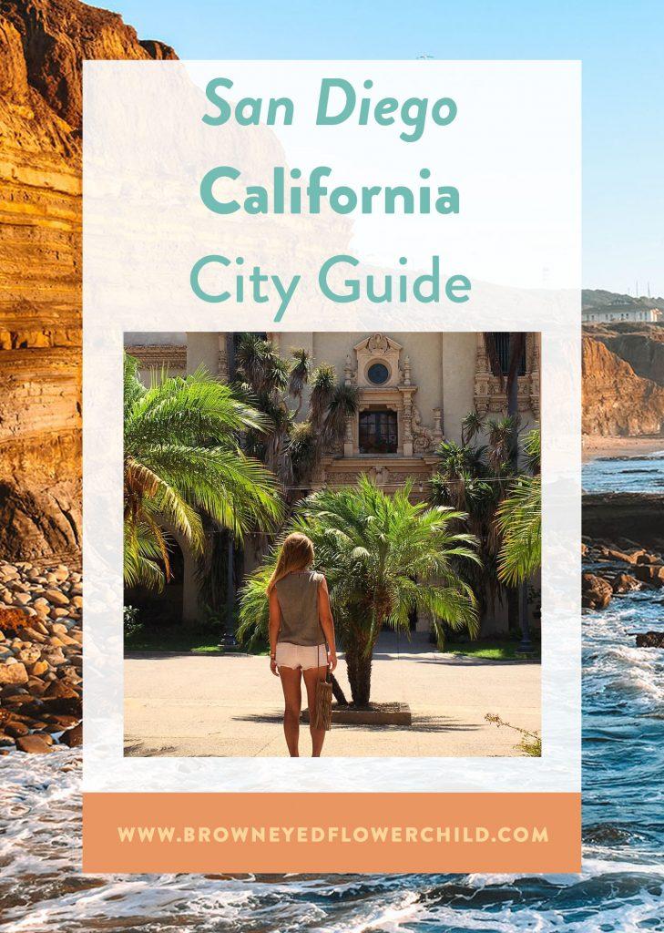 San Diego, California City Guide