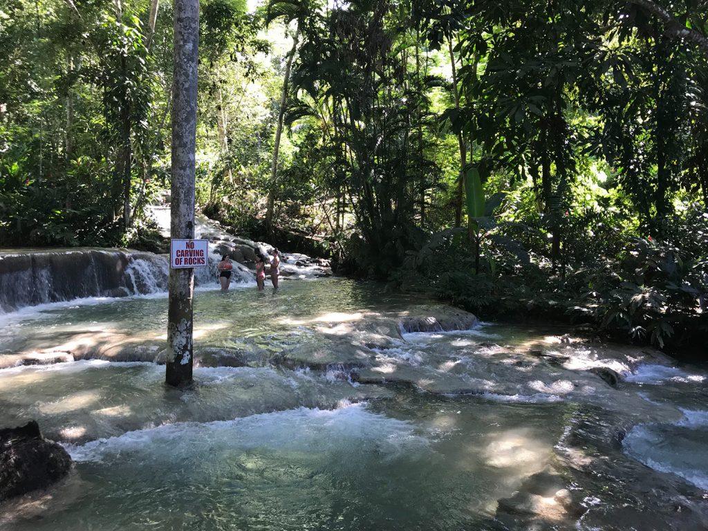 Ocho Rios in Jamaica
