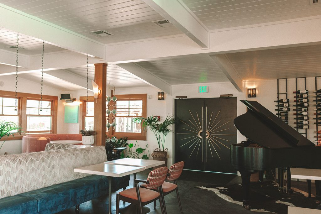 Norman Restaurant at Skyview Los Alamos