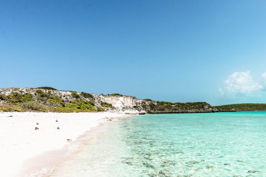 Bitter Guana Cay in Exuma, Bahamas