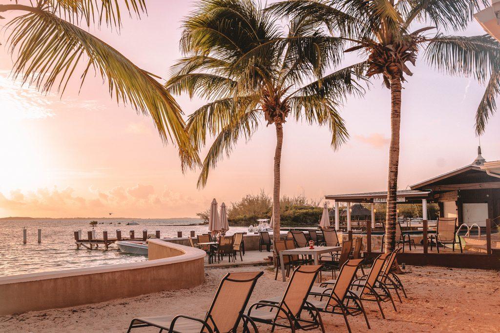 Sunrise at Exuma Beach Resort