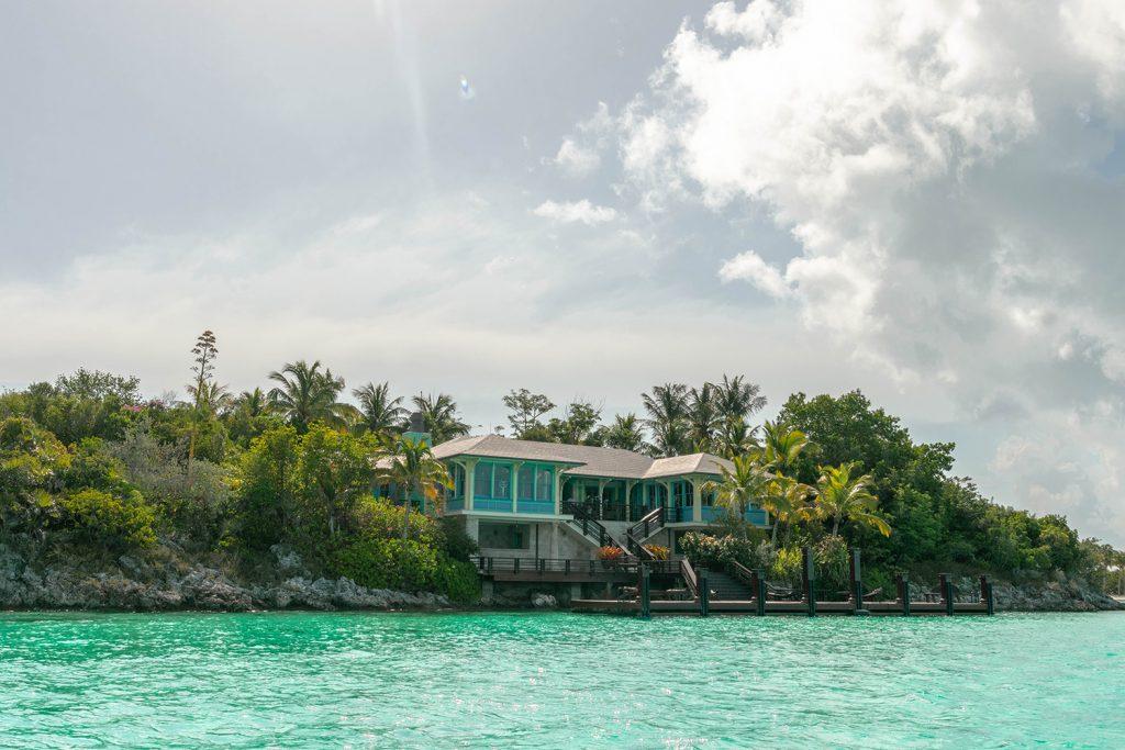 What to do on Great Exuma Island - Take Robert's Island Adventures around the Exuma Cays