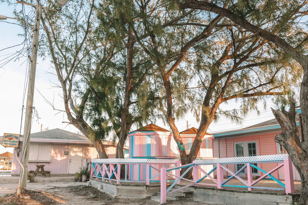 What to do on Great Exuma Island - Eat at Fish Fry