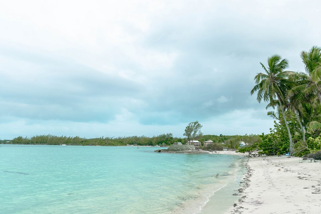 What to do on Great Exuma Island - relax at the beach