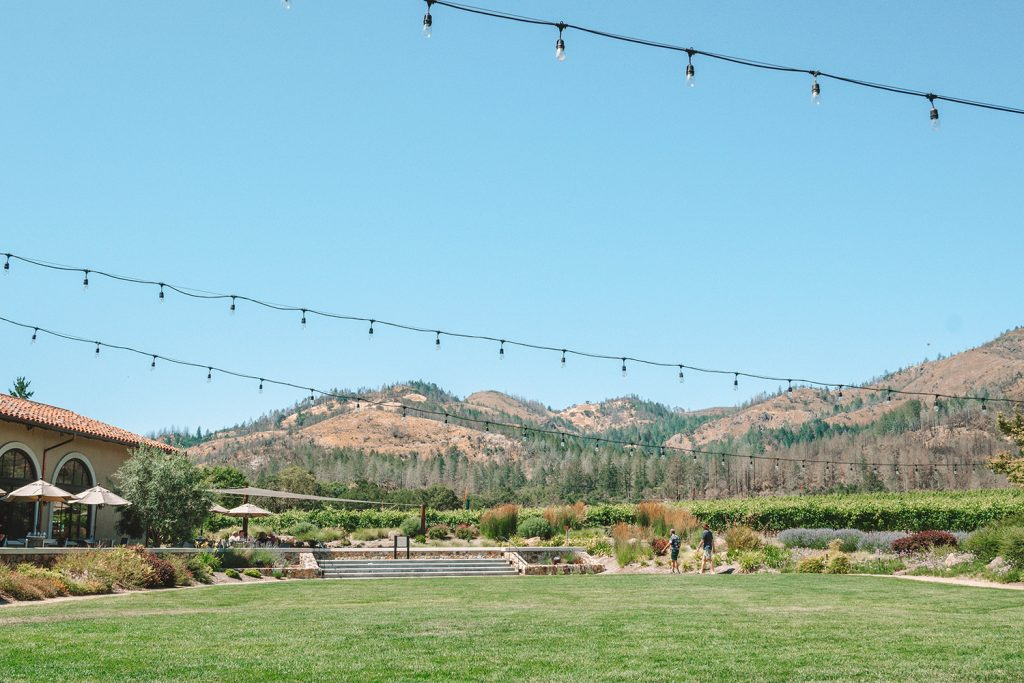 St. Francis Winery & Vineyard in Sonoma County