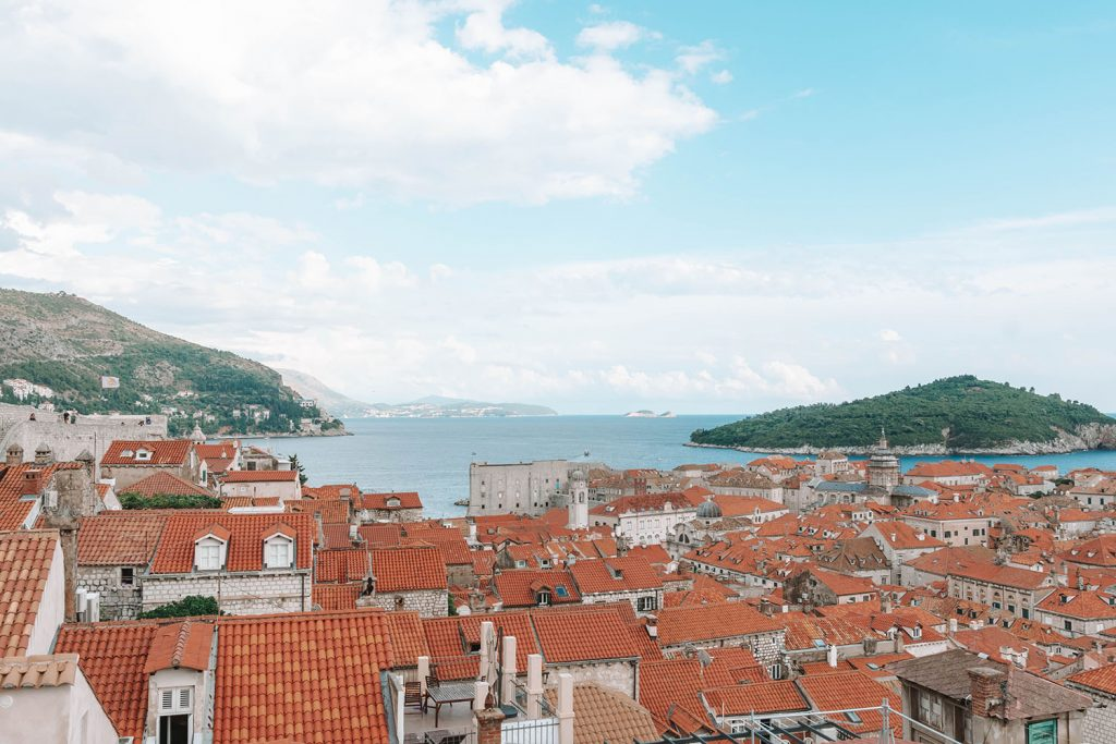 Views of Old Town Dubrovnik