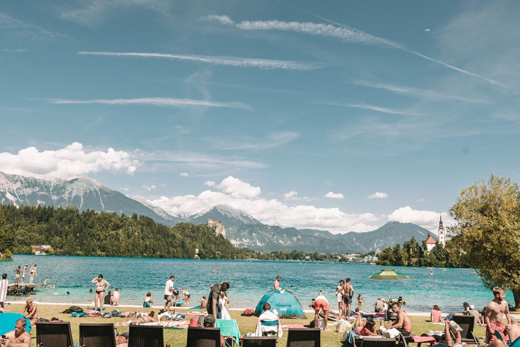 A weekend in Slovenia - enjoying a day on Bled Lake