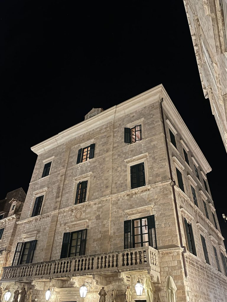 Staying at The Pucic Palace - a bucket list hotel in Dubrovnik