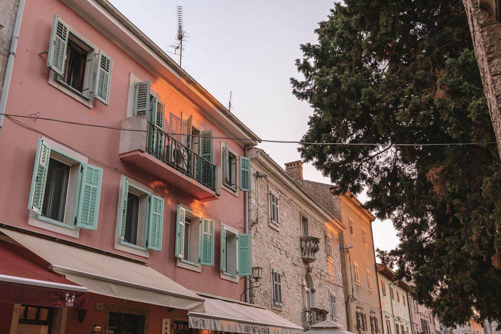 Apartments in Pula, Croatia